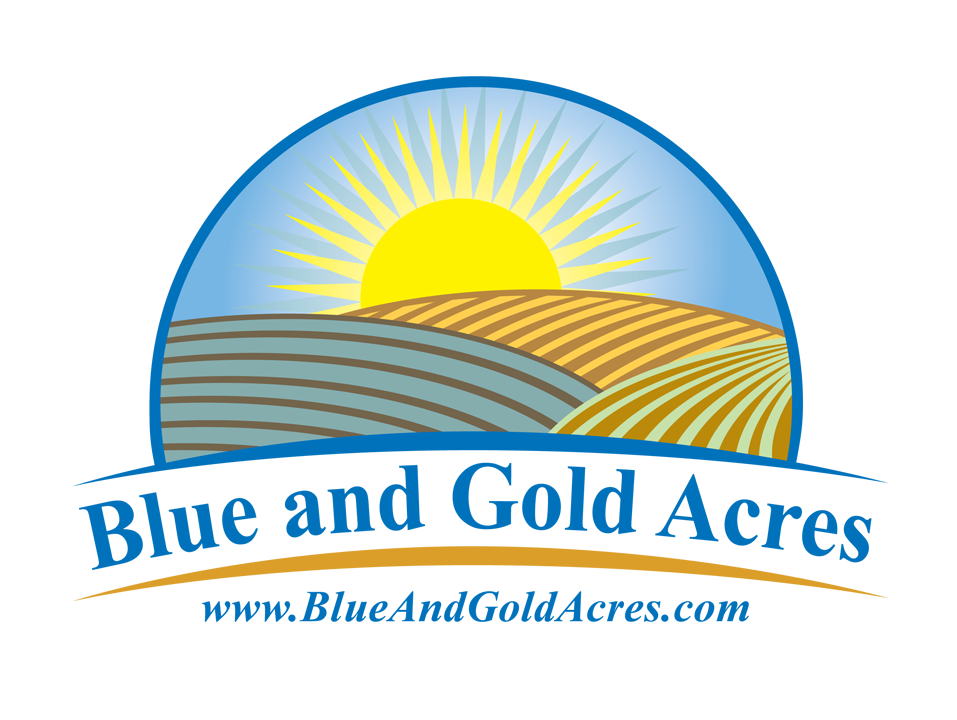 Blue and Gold Acres
